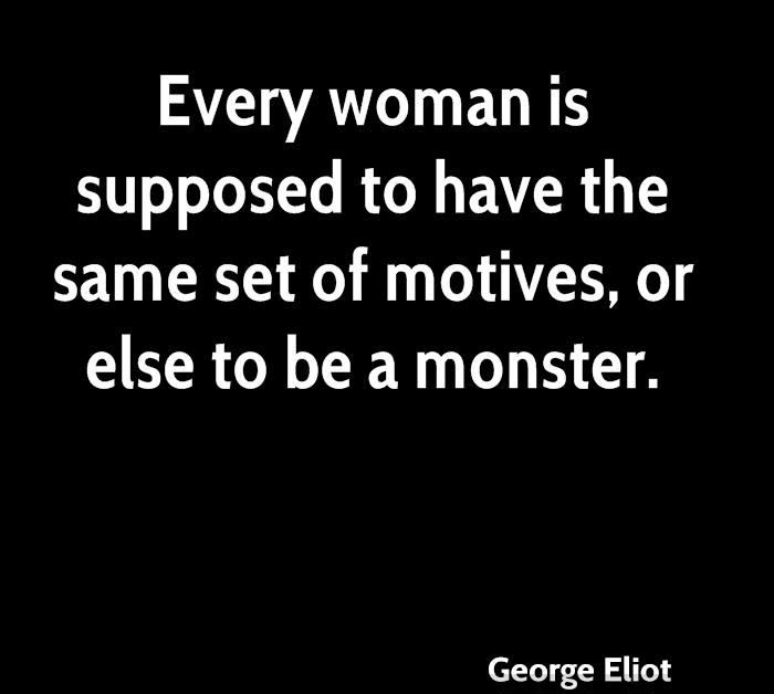 George Eliot Quote