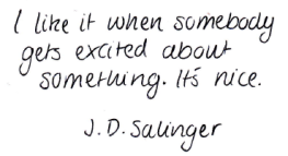 jd salinger quotes