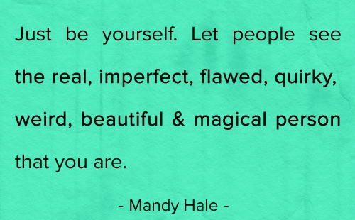 Mandy Hale Quotes Adorable Mandy Hale Quote  Just A Small Town Girl…